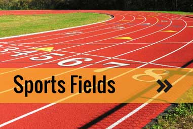sports fields court track construction services available from Hal's Construction serving Portland Beaverton OR