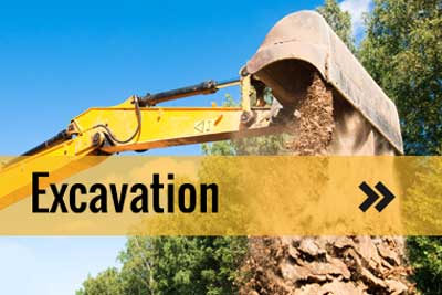 excavation contractor in portland OR and beaverton Oregon by Hal's Construction Inc