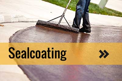 sealcoating contractor in portland OR and beaverton Oregon by Hal's Construction Inc