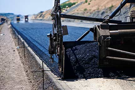 commercial paving services in portland OR - asphalt repair by Hal's Construction in Tualatin OR Gresham