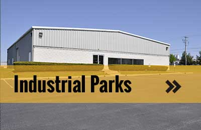 Hal's Construction - Industrial Parks Concrete and Paving COntractor Serving Portland OR
