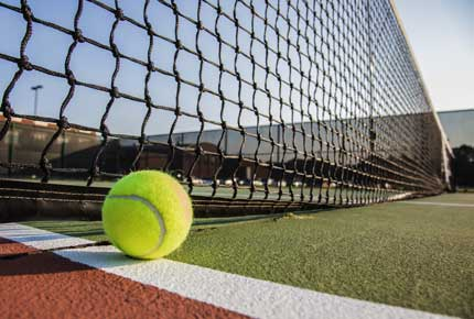 tennis court construction contractors in Portland OR Gresham and Tualatin Oregon - Hal's Construction Inc