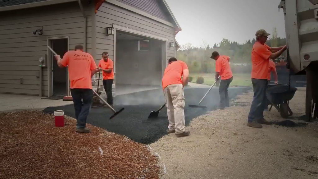 Asphalt Paving Services Beaverton OR