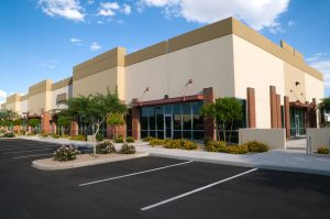 Shopping Center Asphalt Paving Services in Oregon City, Oregon