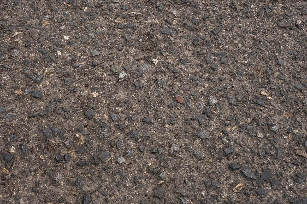 Asphalt Raveling (very porous asphalt)