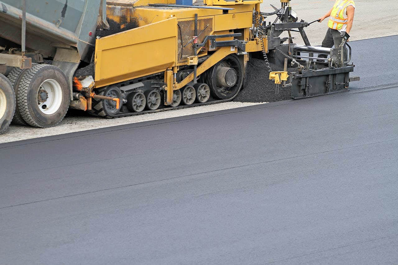 Asphalt & Concrete Paving Services Sherwood, OR